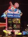 Vegas Royalty Free Stock Photo