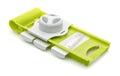 Vegetable adjustable slicer Royalty Free Stock Photo