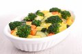 Vegetable gratin Royalty Free Stock Photo