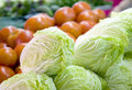 Vegetable market 2 Stock Photography