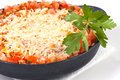 Vegetable ragout Royalty Free Stock Image