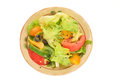 Vegetable Salad Stock Photography