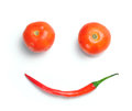 Vegetable Smile