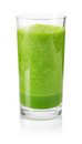 Vegetable smoothie delicious from spinach and cucumber Royalty Free Stock Photo