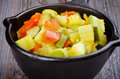 Vegetable Stew Stock Photos