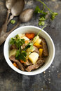 Vegetable stew Royalty Free Stock Photo