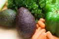 Vegetables Fotografering för Bildbyråer