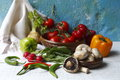 Vegetables,food Royalty Free Stock Photo