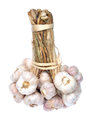 Vegetables: Garlic Royalty Free Stock Photos