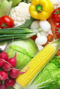 Vegetables. Healthy food Stock Image