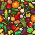 Vegetables Ingredients Seamles...