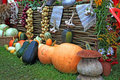 Vegetables on rural market Stock Photo