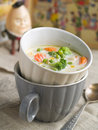 Vegetables soup Royalty Free Stock Image