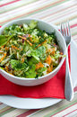 Vegetarian Salad Stock Images