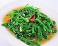 Vegetarian Thai food. Royalty Free Stock Photos