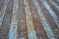 Vehicle Rust (Truck Box Bed) Royalty Free Stock Photo