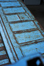 Vehicle Rust (Truck Tailgate) Royalty Free Stock Photo