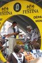 Veikkanen Jussi - Tour de France 2009 Royalty Free Stock Photo