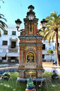 Vejer de la frontera - Spain Stock Photography