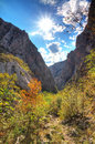 Velebit valley Royalty Free Stock Photos
