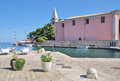Veli Losinj,Losinj Island,adriatic Sea,Croatia Royalty Free Stock Photo