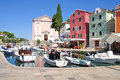 Veli Losinj,Losinj Island,Croatia Royalty Free Stock Photo