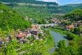 Veliko Tarnovo, Bulgaria. Royalty Free Stock Photo