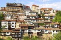 Veliko Tarnovo houses Royalty Free Stock Photo