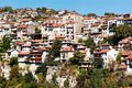 Veliko tarnovo in the summertime city of Royalty Free Stock Image