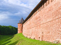 Veliky novgorod the great kremlin russia Royalty Free Stock Photography