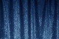 Velvet curtain abstract texture of a Stock Photography