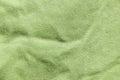 Velvet texture background fabric, denim cotton, Brown jeans text Royalty Free Stock Photo