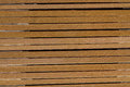 Veneer layer side of texture Stock Photography