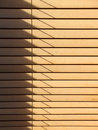 Venetian blinds background Royalty Free Stock Image