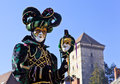Venetian Carnival 2012 Stock Photography