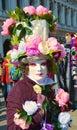 Venetian Carnival, Flowery Mas...