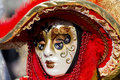 Venetian Carnival Mask Royalty Free Stock Photography