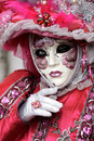 Venetian carnival mask Stock Images