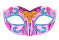 Venetian carnival mask. Royalty Free Stock Photo