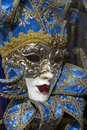 Venetian carnival mask, Venice Stock Photo