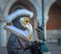 Venetian carnival masks image of Royalty Free Stock Photography