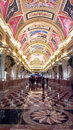 Venetian casino entrance hall macao Stock Images