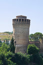 Venetian Fortress. Brisighella. Emilia-Romagna. Italy. Royalty Free Stock Photo