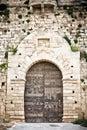 Venetian fortress entrance Royalty Free Stock Photo