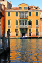 Venetian house Royalty Free Stock Photos