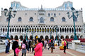 The venetian macao resort hotel in chinese photo was taken as Royalty Free Stock Photos