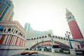 The venetian macau big casino and hotel Stock Photography