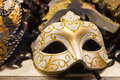 Venetian mask beautiful decoration of Stock Photography