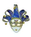 Venetian Mask isolated Royalty Free Stock Photo