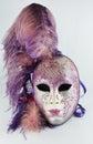 Venetian mask 01 Royalty Free Stock Photo